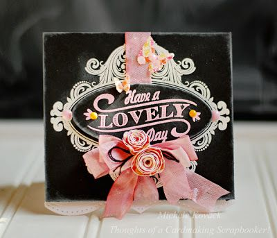 Thoughts of a Cardmaking Scrapbooker!: JustRites New Release Day 2!