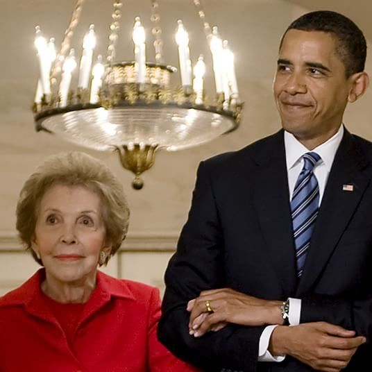 Barack Obama to skip Nancy Reagan's funeral in favour of South by Southwest festival