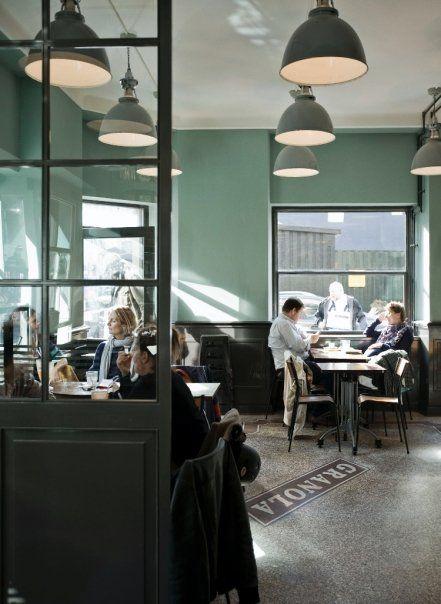 Granola cafe Copenhagen