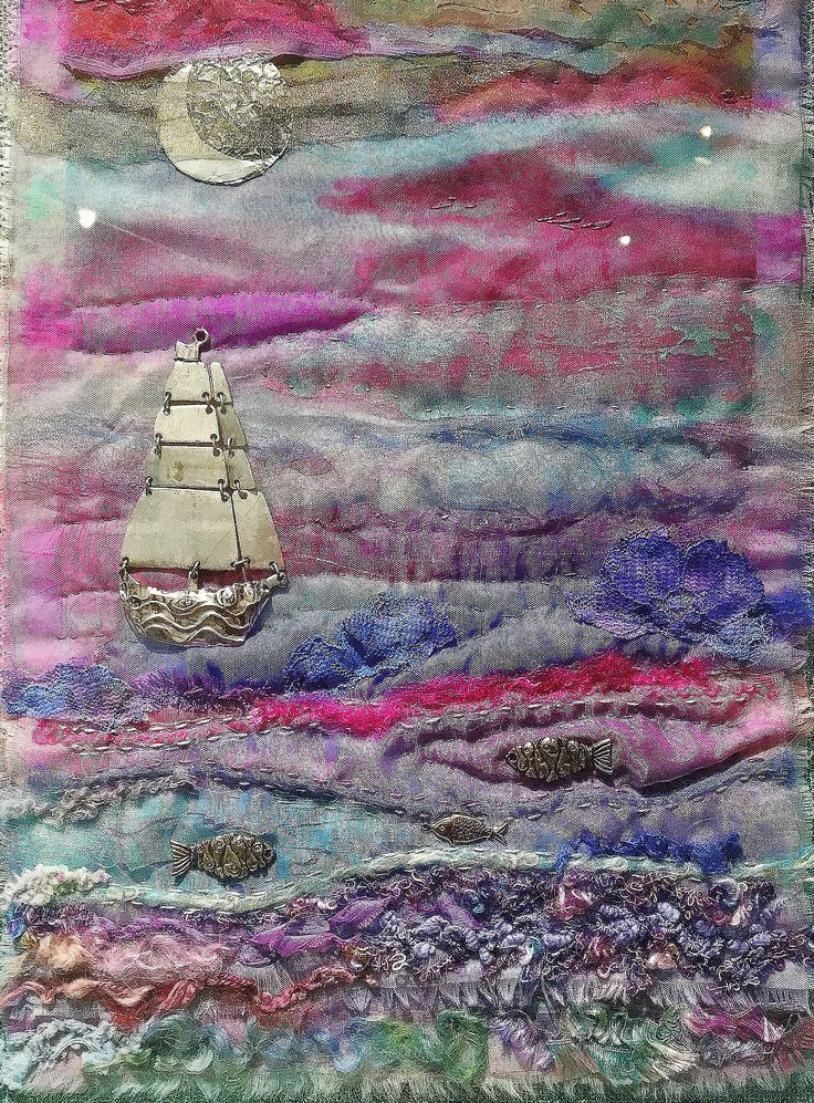 Janet Argent, Ghost Ship