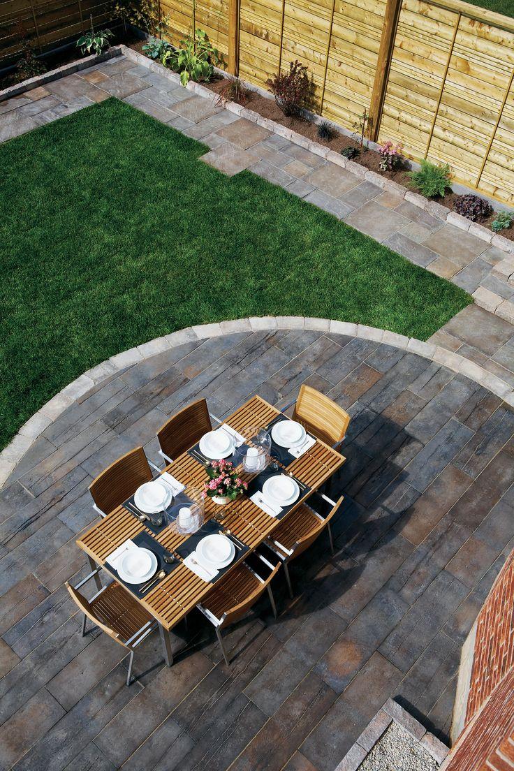 Top 25+ best Concrete backyard ideas on Pinterest