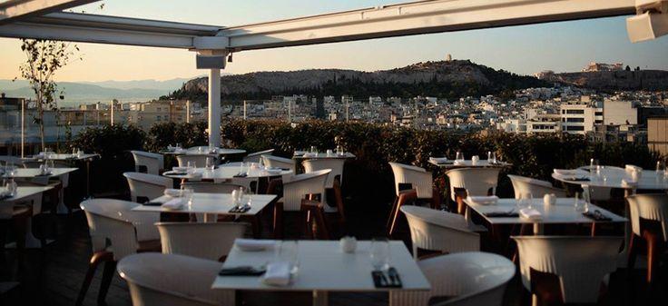 Ποτό και φαγητό σε 8+1 ταράτσες της Αθήνας