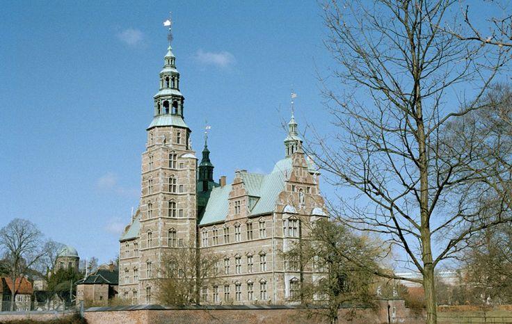 Rosenborg Slot, slot i København, tidligere kongeligt lystslot ...