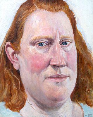 Stuart Pearson Wright Gingerlady