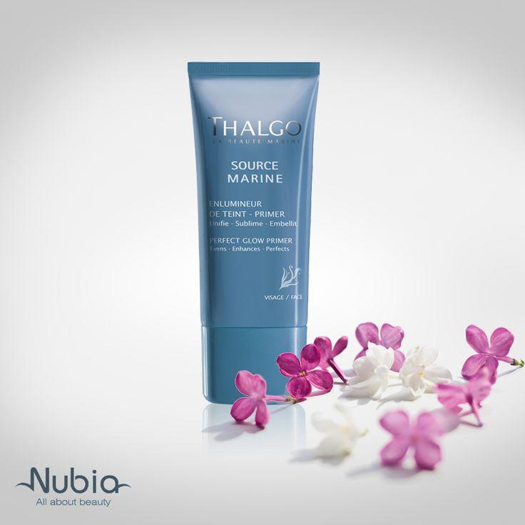 Thalgo Perfect Glow Primer - Makyaj Altı Bazı, ferah ve hafif jel yapısı ile makyajda vazgeçilmeziniz olacak! Mükemmel bir ışıltıyla cildi aydınlatır, kusurları gizler, genişlemiş gözenekleri ve yüzey düzensizlikleri görünümünü hafifletir. En yakın Nubia mağazasından veya www.nubia.com.tr' den ürünü inceleyip satın alabilirsiniz.