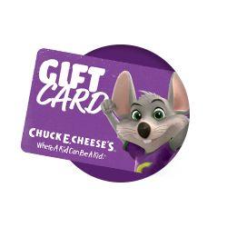 Chuck E. Cheese ~ Pensacola or Tally