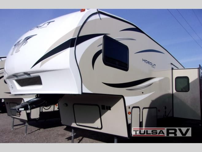 New 2019 Keystone Rv Hideout 262res Fifth Wheel At Tulsa Rv Catoosa Ok Nt244174 In 2020 Keystone Rv Tyre Size