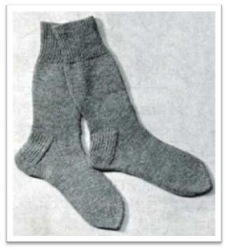 Knitting Pattern For Ski Socks : 17 Best images about Vintage Knitting for Men on Pinterest Fair isles, Cabl...