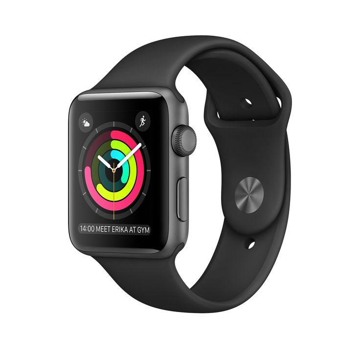 Shop Apple Watch Space Grey Aluminium in 38mm or 42mm. Available in Series 1 or Series 2 with built-in GPS. Buy online and get free shipping, or visit an Apple Store today.