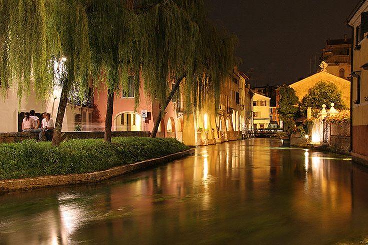 Treviso, i Buranelli - uno degli angoli più suggestivi
