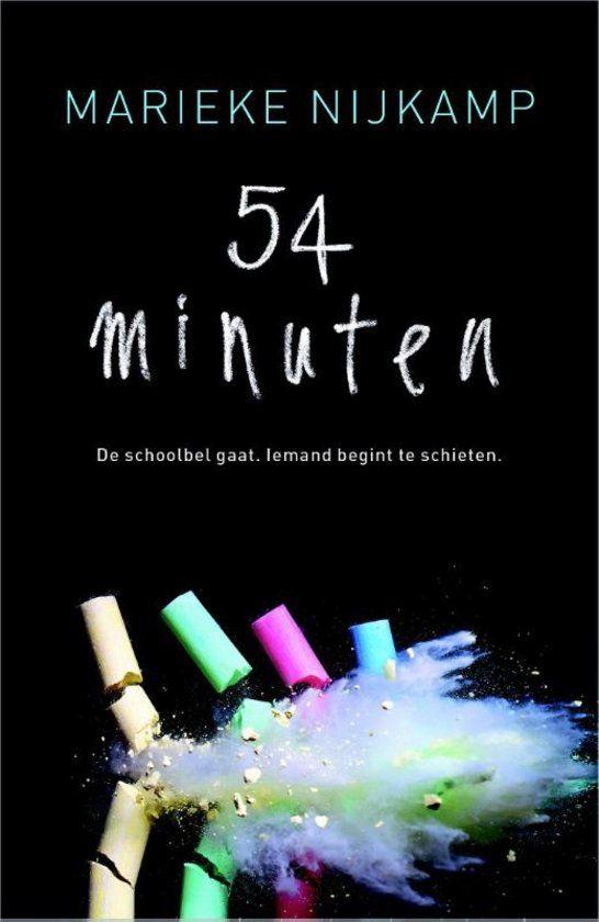 '54 minuten' is een boek dat je niet loslaat. Ook Zwartraafje is onder de indruk. >> 54 minuten - Marieke Nijkamp - HarperCollins