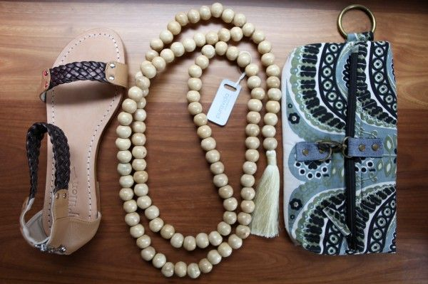 Style and Shenanigans Where to Shop in Bali for Shoes, Jewellwey & Bags - NEUTRAL