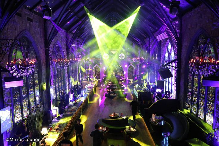 Mirror Bali Lounge and Club welcomes night owls to its hip lounge and party venue on Seminyak's main Petitenget route, which comes with a difference. The venue's interiors and overall design is akin to a Gothic cathedral, but with glittery mosaic-like wall décor, stained glass windows