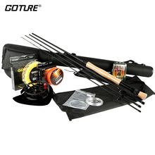 Goture Fly Fishing Rod And Reel Combo Set 5/6 7/8 100FT Weight Forward Main Line Backing/Leader Line  +Tippet  $US $95.00 & FREE Shipping //   http://fishinglobby.com/goture-fly-fishing-rod-and-reel-combo-set-56-78-100ft-weight-forward-main-line-backingleader-line-tippet/    #fishinf