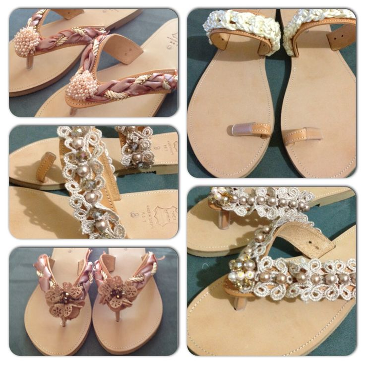Summer sandals #shoe project