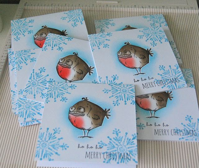 Kath's Blog......diary of the everyday life of a crafter: Christmas Made Easy Part 2...