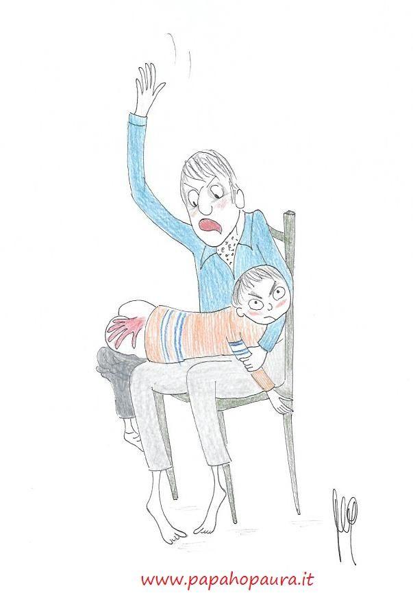 LE SCULACCIATE ai bambini. Ora è reato. http://blog.pianetamamma.it/papahopaura/sculacciate-ai-bambini-ora-reato/