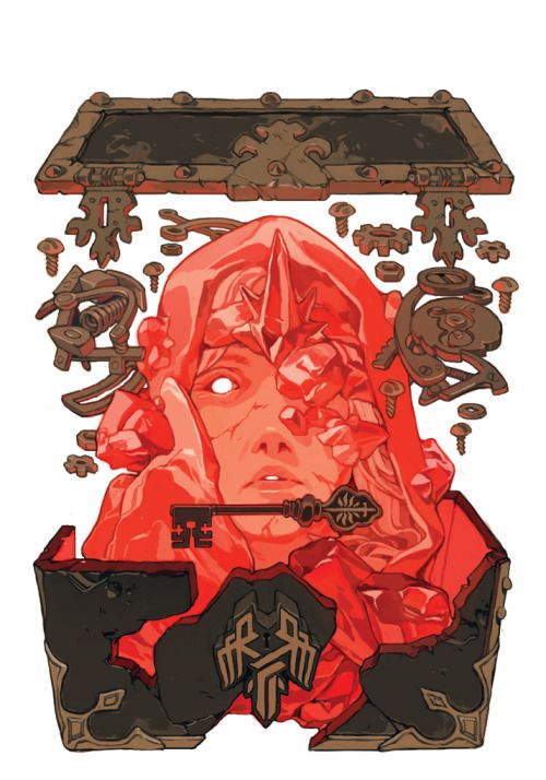 This is the artblog of Sachin Teng. Find more of my work at sachinteng.com