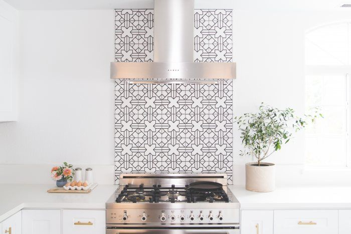 Kitchen Spotlight Starring Kasbah Trellis | Installation Gallery | Fireclay Tile