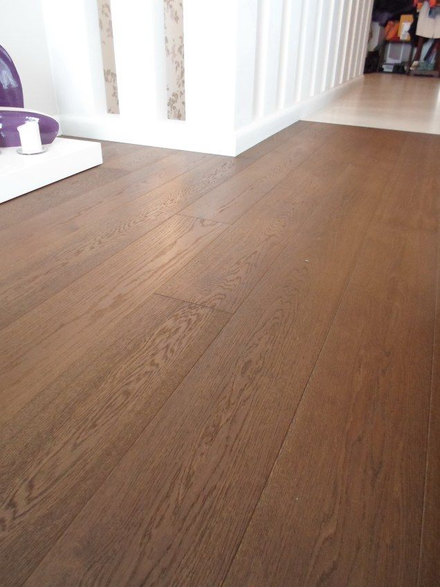 Drewniana podłoga olejowana - Scheucher :)