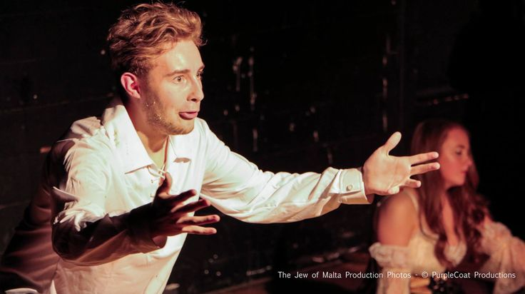 Our Youth Theatre continued their Shakespeare's Contemporaries season and returned to the wonderful Black-E with Christopher Marlowe's The Jew of Malta