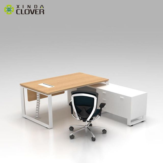 Good Price Executive Table Office Executive Desk Modern I Shape