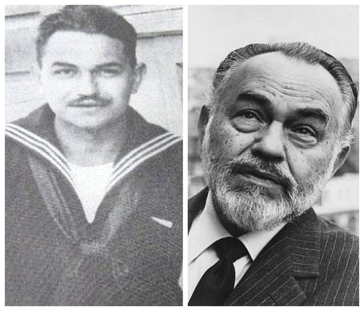 Edward G. Robinson-WW1-was too old for WW2 but gave money and traveled to entertain troops. (Actor):