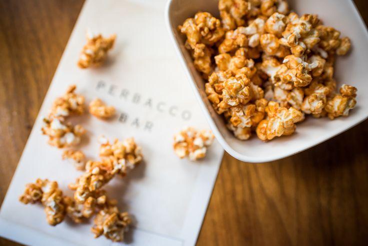Negroni Popcorn #NegroniWeek