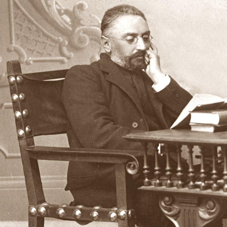 """""""Lujuria"""", del español Miguel de Unamuno (1864-1936), es el poema clásico que he escogido para ti esta semana. http://ciudadseva.com/texto/lujuria"""