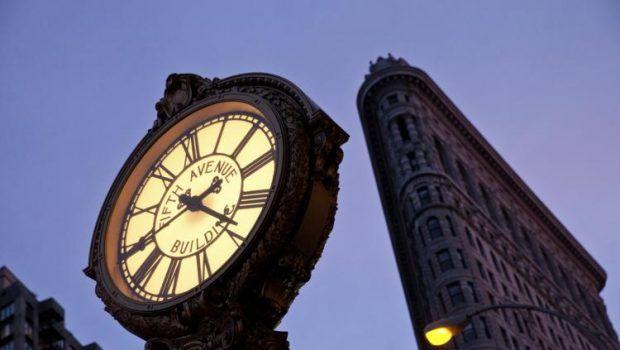 Quelle heure est-il à New York ?