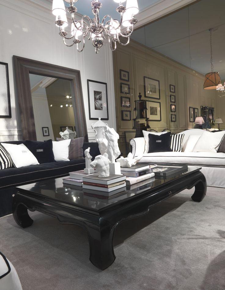 Gianfranco ferr home al salone del mobile 2014 milano for Hotel milano salone del mobile
