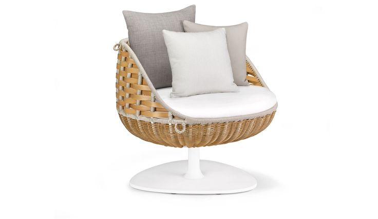 Dedon SwingMe Lounge Sessel Outdoor