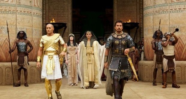 Exodus: Gods and Kings (2014) — CINEFILUL DE SERVICIU