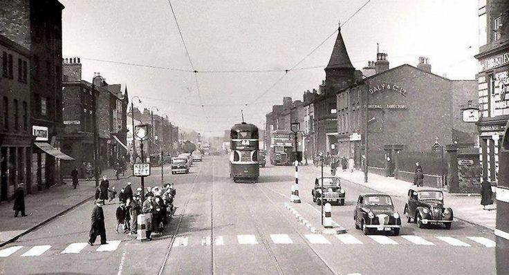 Scotland Road c.1950