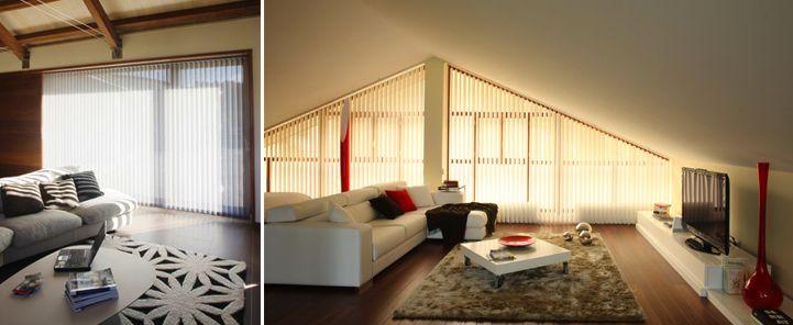 TWF - Distribuidor oficlal Bandalux | cortinas verticales - tienda Palma de Mallorca