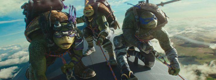 Druhé Želvy ninja ujdou, přesto je ocení spíše děti
