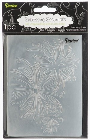 Image result for darcie fireworks embossing folder