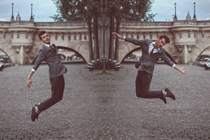 The Fashion Jumper - Sur la Seine pont neuf-1