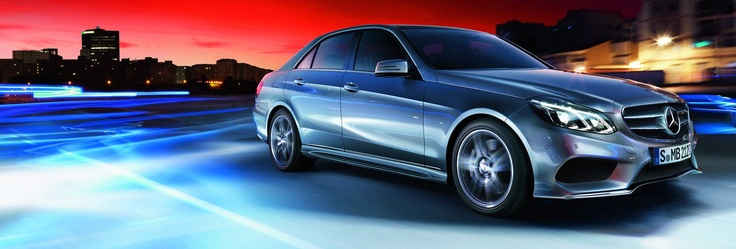 Introducing the new #E-Class #Mercedes-Benz