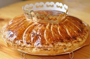 Galette des rois (Traditioneller Kuchen zum Dreikönigsfest) | Französisch Kochen by Aurélie Bastian