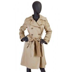 Dolce&Gabbana - jasny trencz - Fashioncode.pl