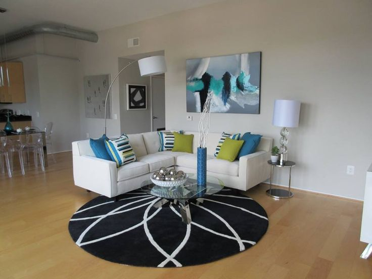 Interior Design By Chrissy King And Alicia Malinowski Of Model Home Interiors Surya Rug