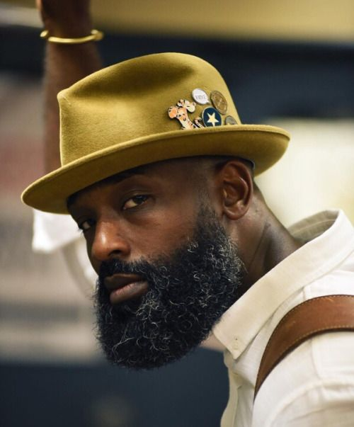 Hat and a Beard