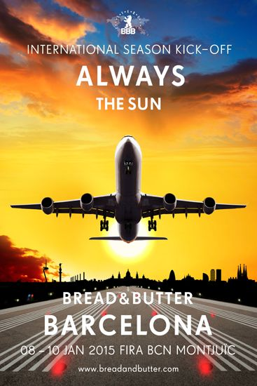 """Bread and Butter """"Always The Sun"""" - Barcelona"""