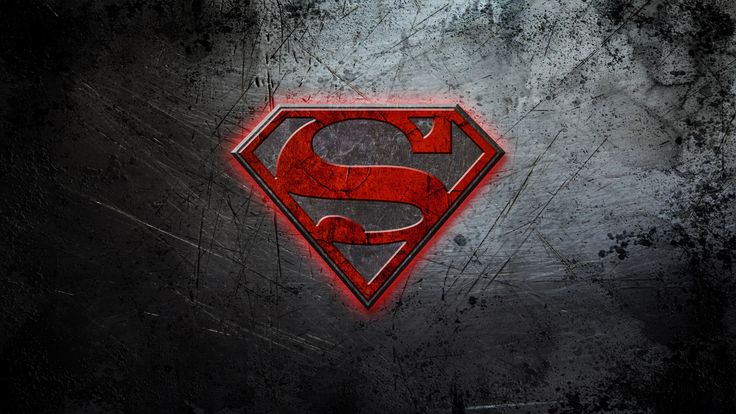 superman logo ipad hd wallpaper