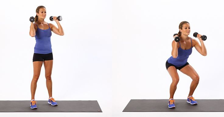 Dumbbell Squats: The Move With No Regrets