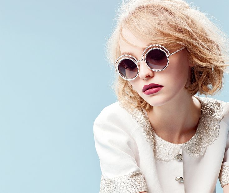 Johnny Depp's Daughter Lily-Rose Models for Chanel, Acquires Cred as the Coolest Teen on the Planet