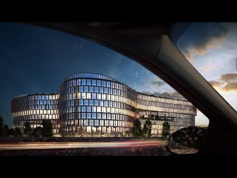 The Budapest ONE Office Development - ZOA