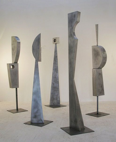 Kit Reuther | Sculpture