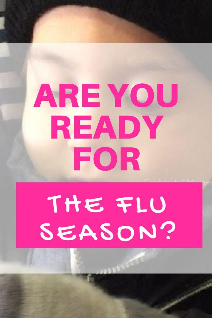 Are You Ready for the Flu Season? #AventMoms
